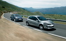 Cars wallpapers Renault Clio - 2005