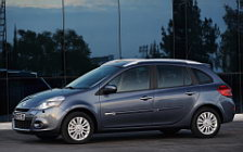 Cars wallpapers Renault Clio Estate - 2009