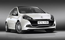 Cars wallpapers Renault Clio 20th Limited Edition - 2010