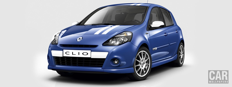 Cars wallpapers Renault Clio Gordini GT - 2011 - Car wallpapers