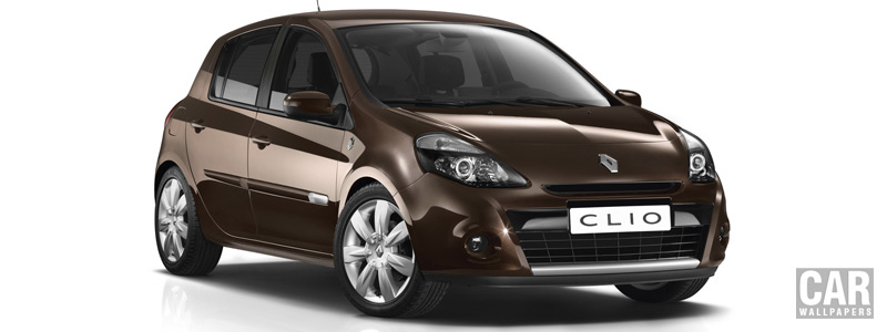 Cars wallpapers Renault Clio XV de France - 2011 - Car wallpapers