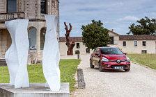 Обои автомобили Renault Clio - 2016