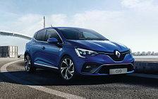 Обои автомобили Renault Clio R.S. Line - 2019
