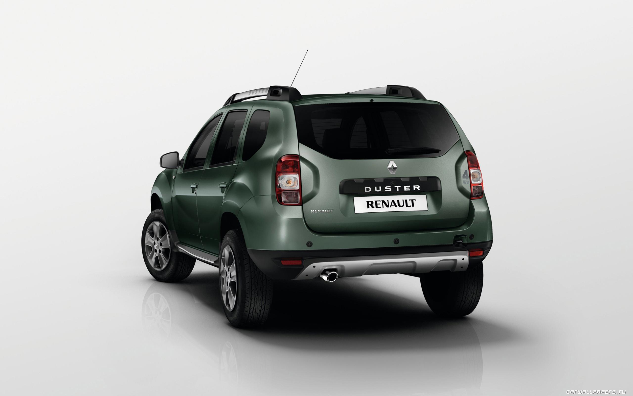 تفاوت رنو داستر pe با ph2 2014-Dacia-Duster-Interior Otomobil Haberleri