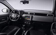 Обои автомобили Renault Duster - 2017