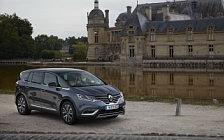 Обои автомобили Renault Espace Initiale Paris - 2017