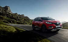 Обои автомобили Renault Kadjar Black Edition - 2018