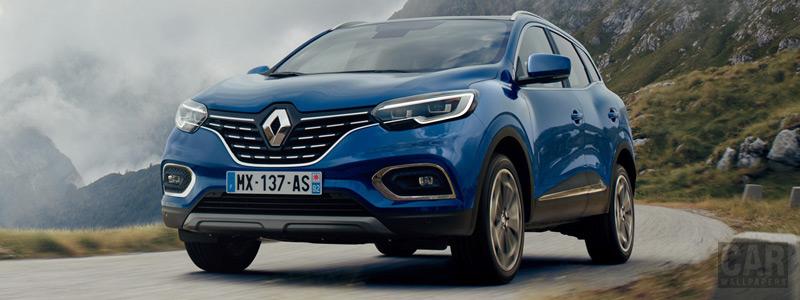 Обои автомобили Renault Kadjar - 2018 - Car wallpapers