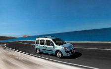 Cars wallpapers Renault Kangoo - 2007
