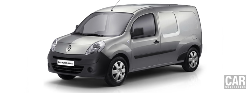 Cars wallpapers Renault Kangoo Express Maxi - 2010 - Car wallpapers