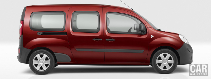 Cars wallpapers Renault Kangoo Maxi - 2010 - Car wallpapers