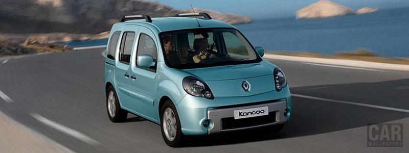 Cars wallpapers Renault Kangoo Tom Tom Edition - 2010 - Car wallpapers