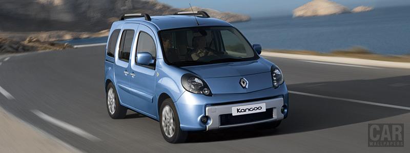 Cars wallpapers Renault Kangoo Combi Allroad - 2011 - Car wallpapers