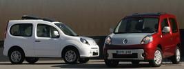 Renault Kangoo Be Bop - 2009