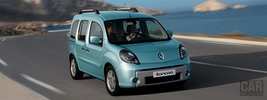 Renault Kangoo Tom Tom Edition - 2010