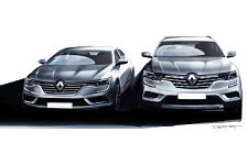 Обои автомобили Renault Koleos - 2016