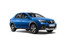 Обои автомобили Renault Logan Stepway - 2018