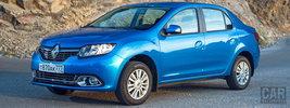 Renault Logan RU-spec - 2014