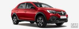 Renault Logan Stepway City - 2018