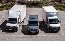 Обои автомобили Renault Master Cab Chassis - 2019