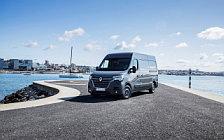 Обои автомобили Renault Master L2H2 Van - 2019