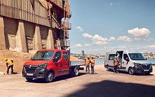 Обои автомобили Renault Master L3H2 Crew Van - 2019