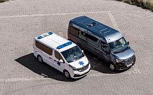 Обои автомобили Renault Master Minibus L3H2 - 2019