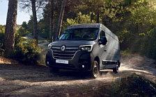 Обои автомобили Renault Master X-Track L3H2 Van - 2019