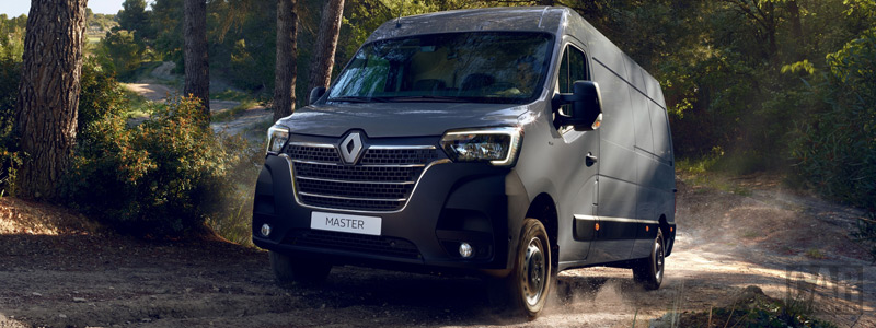 Обои автомобили Renault Master X-Track L3H2 Van - 2019 - Car wallpapers