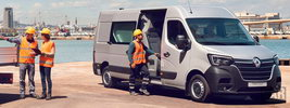 Renault Master L3H2 Crew Van - 2019
