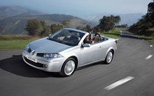 Обои автомобили Renault Megane Coupe Cabriolet - 2005