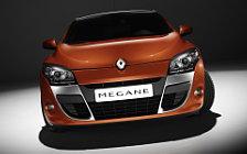 Обои автомобили Renault Megane Coupe - 2008