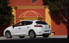Обои автомобили Renault Megane GT Line - 2012
