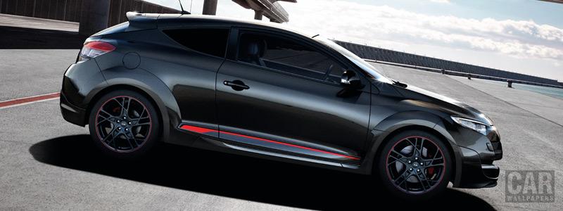 Обои автомобили Renault Megane Sport Red Design Pack - 2012 - Car wallpapers