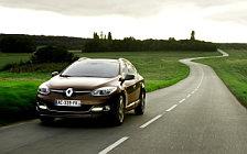 Обои автомобили Renault Megane Estate Bose - 2013