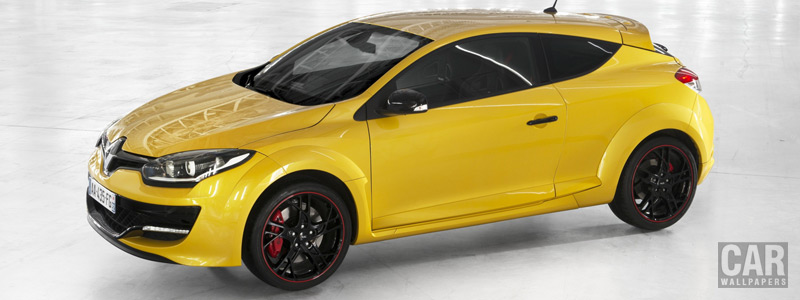 Обои автомобили Renault-Megane-RS-2013 - Car wallpapers