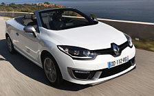 Обои автомобили Renault Megane Coupe-Cabriolet GT Line - 2014