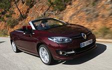 Обои автомобили Renault Megane Coupe-Cabriolet Intens - 2014