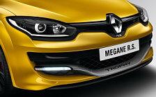 Обои автомобили Renault Megane R.S. 275 Trophy - 2014