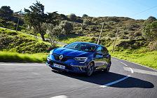 Обои автомобили Renault Megane GT - 2015