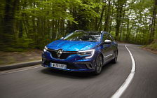 Обои автомобили Renault Megane Estate GT - 2016