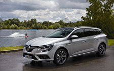 Обои автомобили Renault Megane Estate - 2016