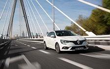 Обои автомобили Renault Megane Sedan - 2016