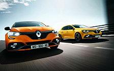 Обои автомобили Renault Megane R.S. - 2017
