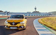 Обои автомобили Renault Megane R.S. Cup chassis - 2018