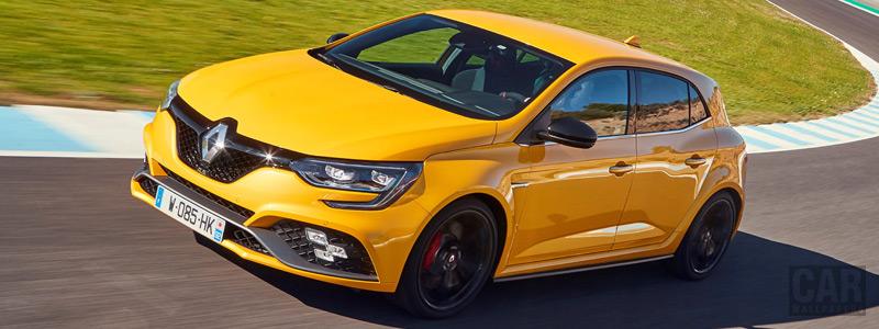 Обои автомобили Renault Megane R.S. Cup chassis - 2018 - Car wallpapers