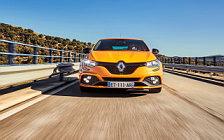 Обои автомобили Renault Megane R.S. Sport chassis - 2018