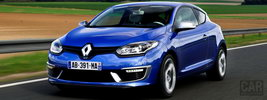 Renault Megane Coupe GT - 2013