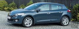 Renault Megane Hatchback RU-spec - 2013