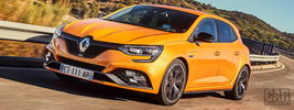 Renault Megane R.S. Sport chassis - 2018